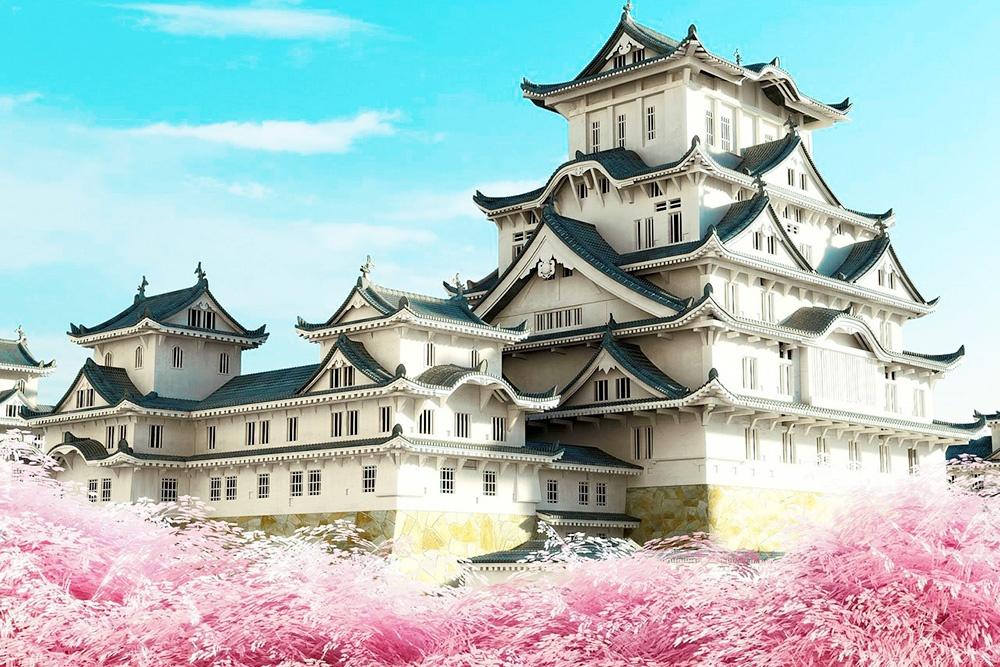 thành phố xinh đẹp Nhật Bản